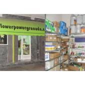 Flower Power en Granada